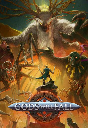 Gods Will Fall Steam Key GLOBAL