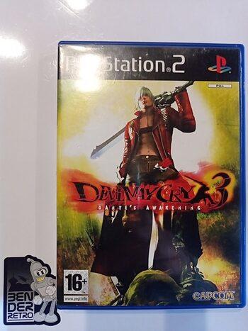 Devil May Cry 3: Dante's Awakening PlayStation 2