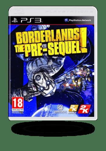 Borderlands: The Pre-Sequel PlayStation 3