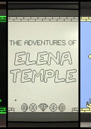 The Adventures of Elena Temple Steam Key GLOBAL