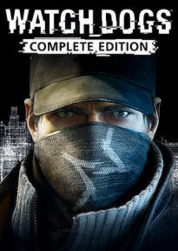 Watch Dogs (Complete Edition) Uplay Key GLOBAL