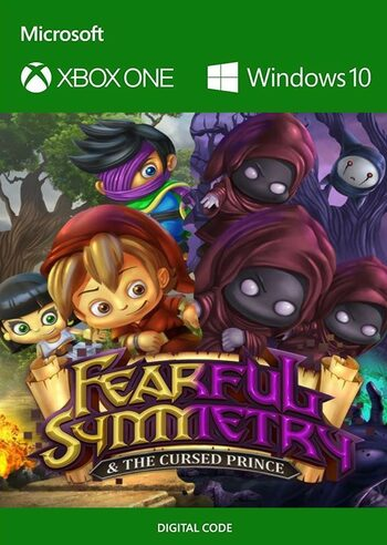 Fearful Symmetry & The Cursed Prince (Xbox One) Xbox Live Key UNITED STATES