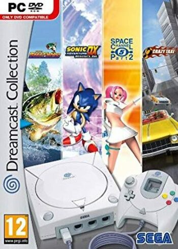 Dreamcast Collection Steam Key GLOBAL