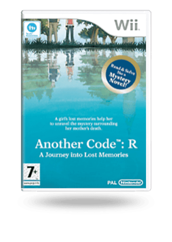 Another Code: R - A Journey into Lost Memories Wii