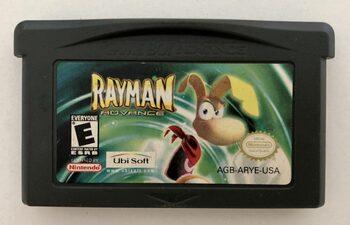 Rayman Game Boy Advance