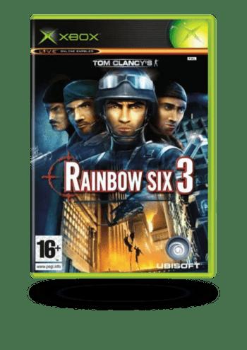 Tom Clancy's Rainbow Six 3: Raven Shield Xbox