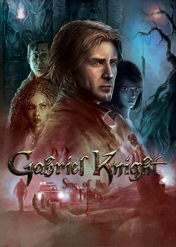 Gabriel Knight: Sins of the Father Steam Key GLOBAL