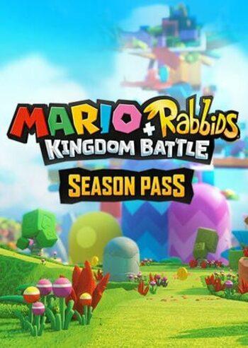 Mario + Rabbids Kingdom Battle - Season Pass (DLC) (Nintendo Switch) eShop Key UNITED STATES
