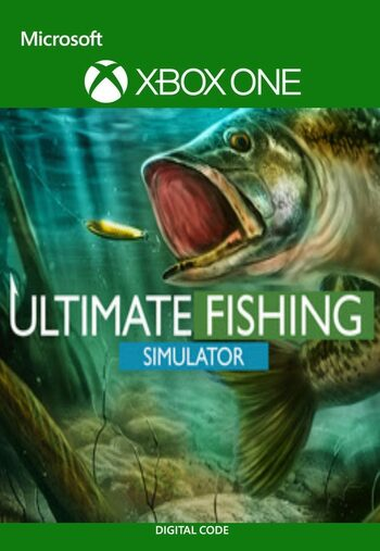 Ultimate Fishing Simulator XBOX LIVE Key UNITED STATES