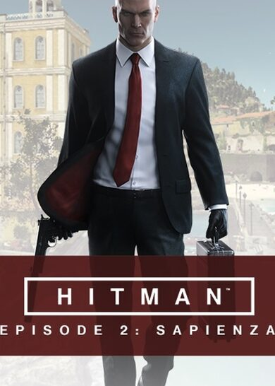 Hitman: Sapienza - Episode 2 (DLC) Steam Key GLOBAL