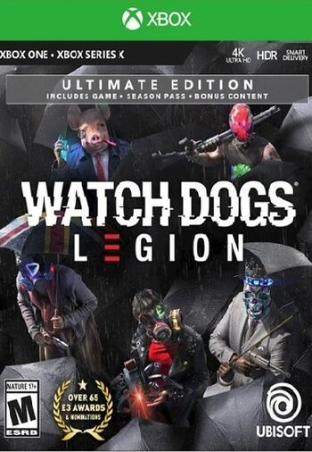 Watch Dogs: Legion Ultimate Edition (Xbox One) Xbox Live Key EUROPE