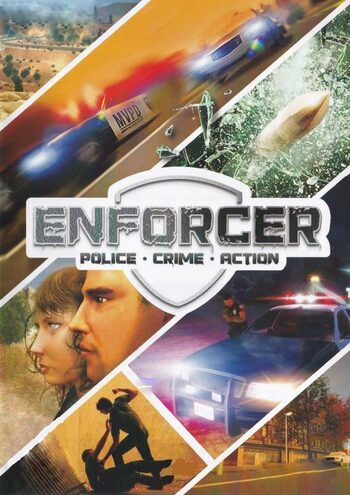 Enforcer: Police Crime Action Steam Key GLOBAL