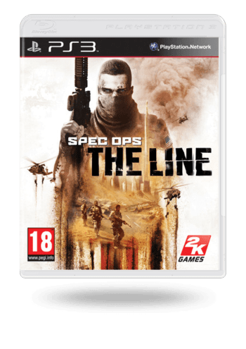 Spec Ops: The Line PlayStation 3