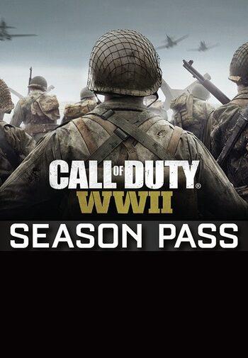 Call of Duty: WWII - Season Pass (DLC) Steam Key GLOBAL