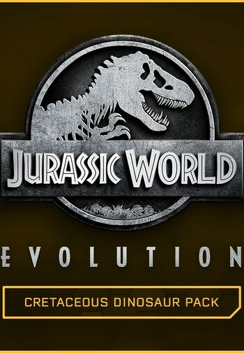 Jurassic World Evolution: Cretaceous Dinosaur Pack (DLC) Steam Key GLOBAL