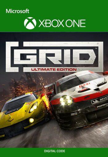 GRID (Ultimate Edition) (Xbox One) Xbox Live Key UNITED STATES