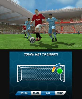 EA SPORTS FIFA Soccer 12 Wii