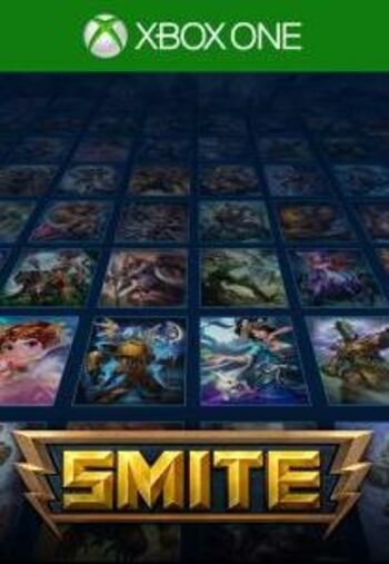 SMITE Ultimate God Pack Bundle (DLC) (Xbox One) Xbox Live Key UNITED STATES