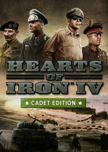 Hearts of Iron IV: Cadet Edition - Windows 10 Store Key UNITED STATES