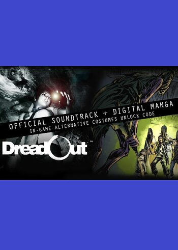 DreadOut - Soundtrack & Manga (DLC) Steam Key GLOBAL