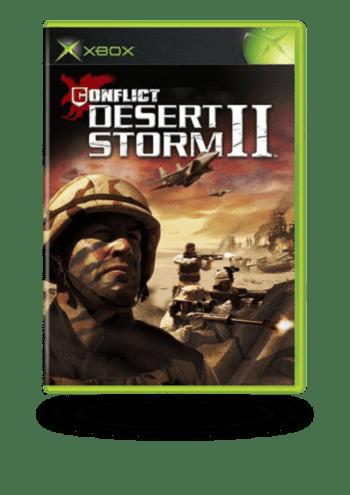 Conflict: Desert Storm II Xbox