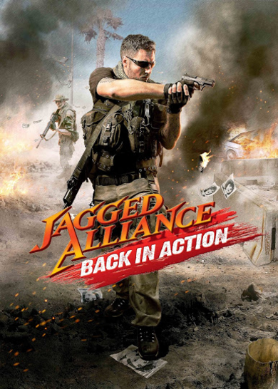 Jagged Alliance: Back in Action Steam Key EUROPE