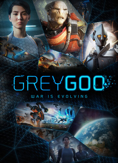 Grey Goo Steam Key GLOBAL