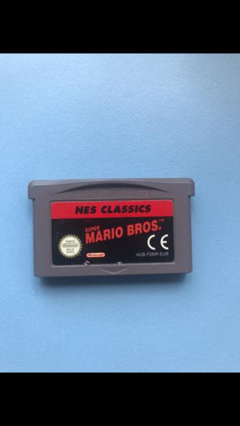 Super Mario Bros. Game Boy Advance