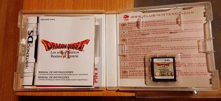 Dragon Quest 6: Realms of Revelation Nintendo DS
