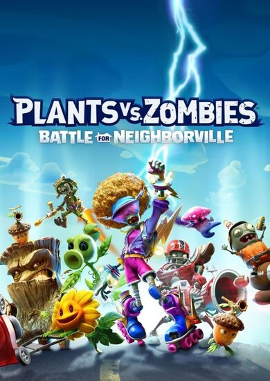 Plants vs. Zombies: Battle for Neighborville Origin Key GLOBAL