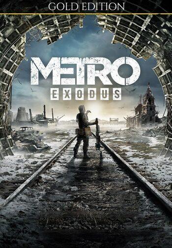 Metro Exodus - Gold Edition Steam Key GLOBAL