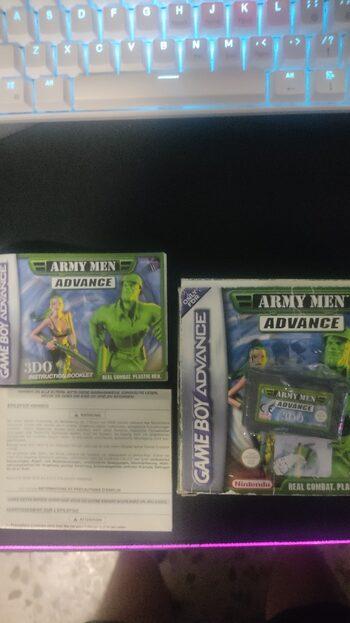 Army Men Advance Game Boy Advance