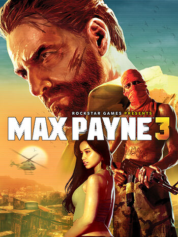 Max Payne 3 Rockstar Games Launcher Key GLOBAL