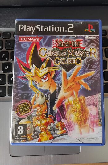 Yu-Gi-Oh! Capsule Monster Coliseum PlayStation 2