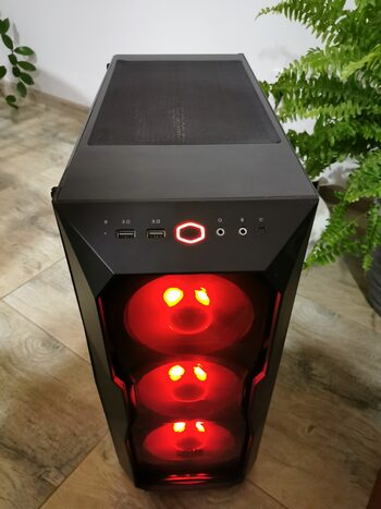 Rx 6700xt - Ryzen 3 3100 - Žaidimų kompiuteris