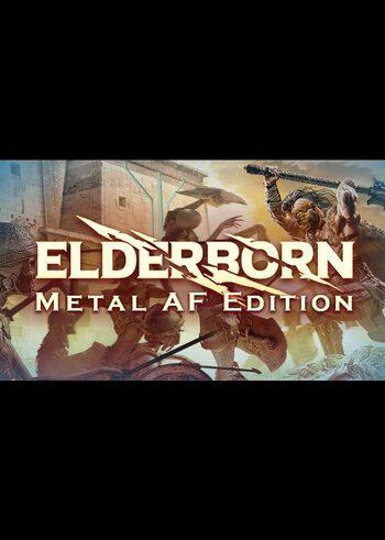 ELDERBORN Metal AF Edition Steam Key GLOBAL