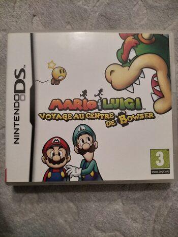 Mario and Luigi: Bowser's Inside Story Nintendo DS