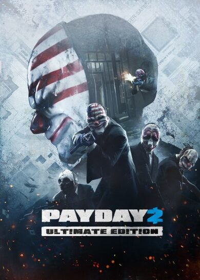 Payday 2 Ultimate Edition Steam Key GLOBAL