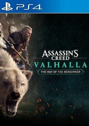 Assassin's Creed Valhalla - The Way of the Berserker (DLC) (PS4) PSN Key EUROPE