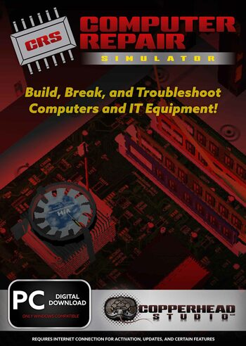 Computer Repair Simulator Official website Key GLOBAL