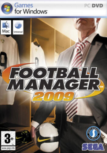 Football Manager 2009 Steam Key GLOBAL