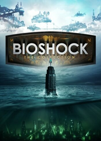 Bioshock: The Collection Steam Key EUROPE