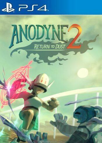 Anodyne 2: Return to Dust (PS4) PSN Key EUROPE