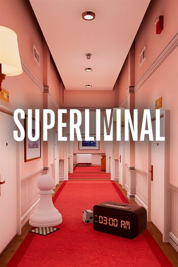 Superliminal Steam Key GLOBAL