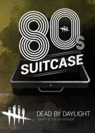 Dead by Daylight - The 80's Suitcase (DLC) Steam Key GLOBAL