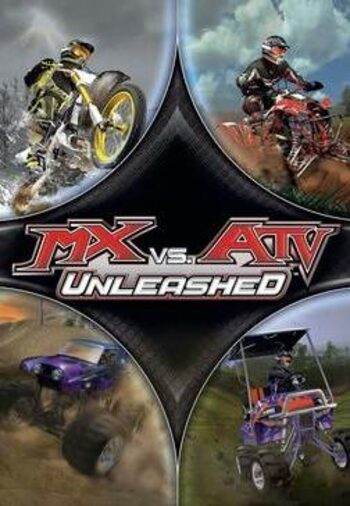 MX vs. ATV Unleashed Steam Key GLOBAL