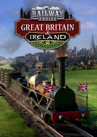 Railway Empire - Great Britain & Ireland (DLC) Steam Key GLOBAL
