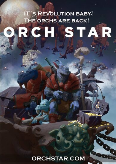 Orch Star Steam Key GLOBAL