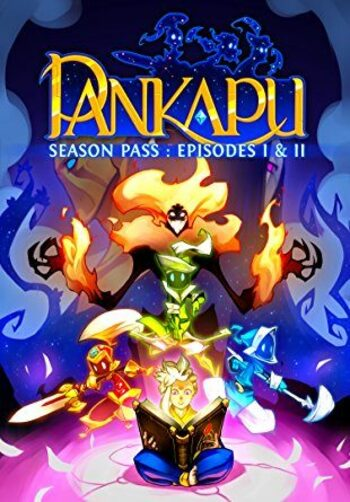 Pankapu - Season Pass (DLC) Steam Key GLOBAL