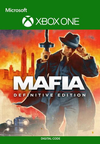 Mafia: Definitive Edition (Xbox One) Xbox Live Key GLOBAL